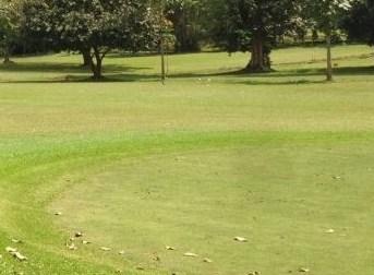Tafo Golf Course.