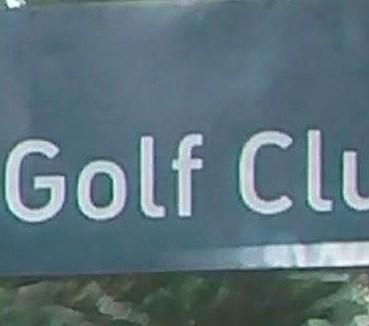 Achimota Golf Club.